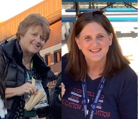 Alison Wilkinson & Kathy Struck — Denton Creek