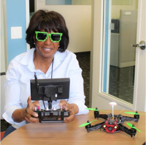 Peggy Brookins – Women in STEM